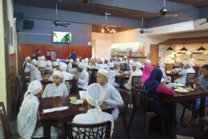 Bacaan Yasiin & Doa Selamat Pembukaan Sebuah Kilang Sabun
