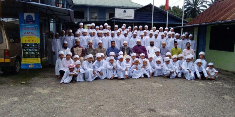 Darul Tahfiz Ummul Qura Jalan Kebun
