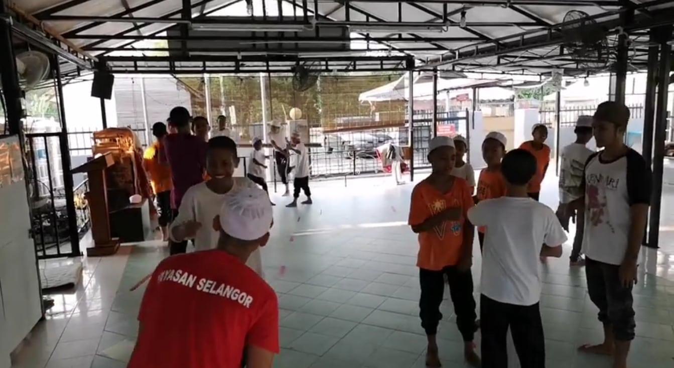 Aktiviti Riadah (indoor) PKPP